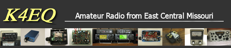 K4EQ Ham Radio Website