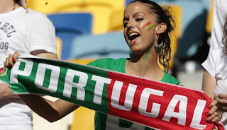 Guapas Eurocopa 2012