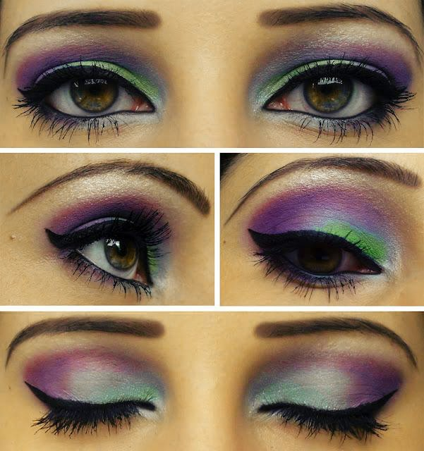 Creative Eye Makeup Ideas