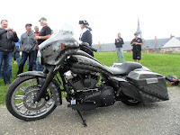 Raffle bike - The THUNDER Glide