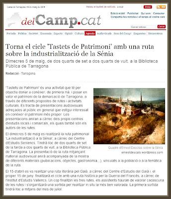 LA SENIA-TARRAGONA-INDUSTRIA-PINTURA-ERNEST DESCALS-CAMP-CAT
