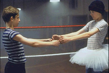 english essay billy elliot Question 2 billy elliot is a film about the dream that becomes a reality for billy elliot becoming a ballet dancer however, billy only meets this goal after.