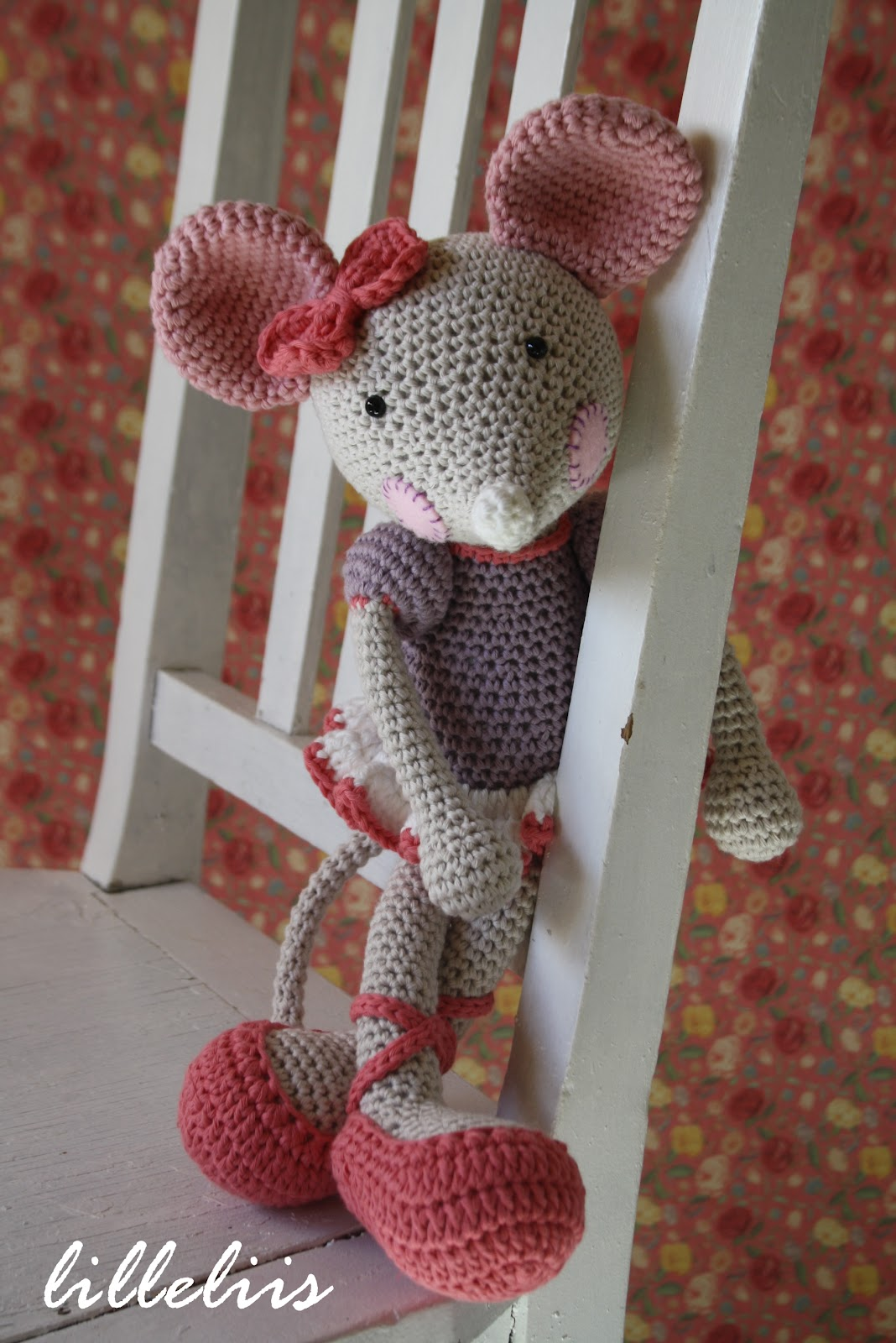 lilleliis.blogspot.com: BALLERINA-MOUSE - organic toys ...