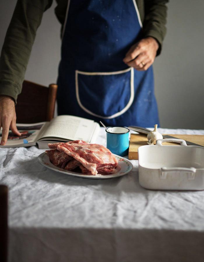 Ribs photo by Kreetta Järvenpää www.gretchengretchen.com