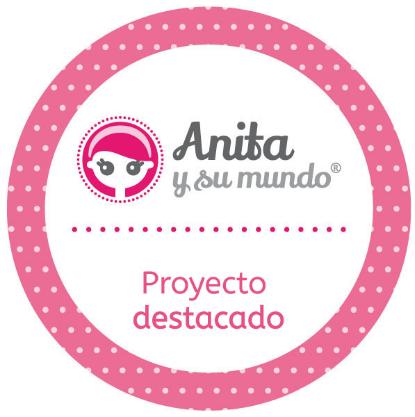 Destacada Anita y su mundo