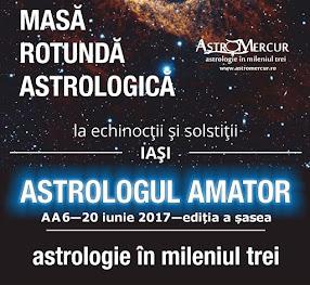 Astrologul Amator- editia a sasea