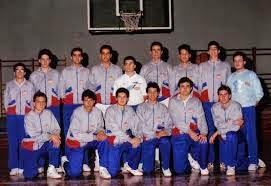 JUVER MURCIA JUNIOR 1987-1988.