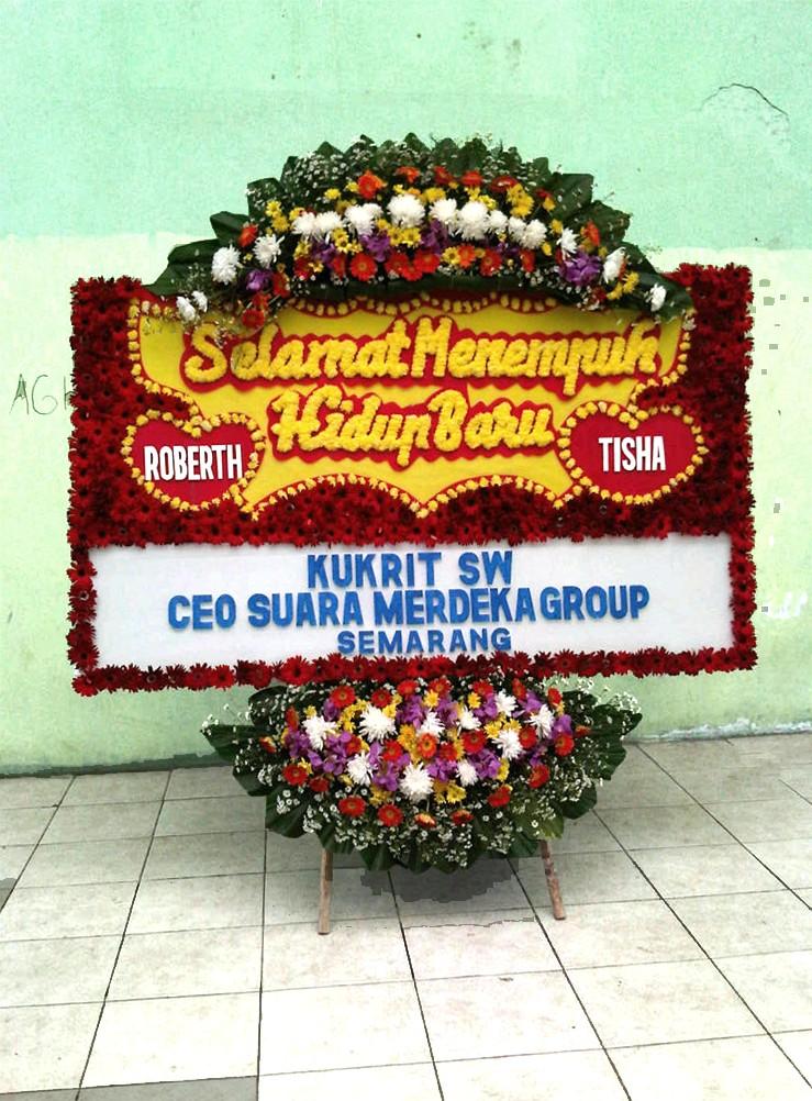 Ucapan Selamat Menempuh Hidup Baru | Toko Bunga by Florist Jakarta