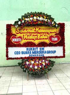 Bunga Papan Pernikahan Jakarta