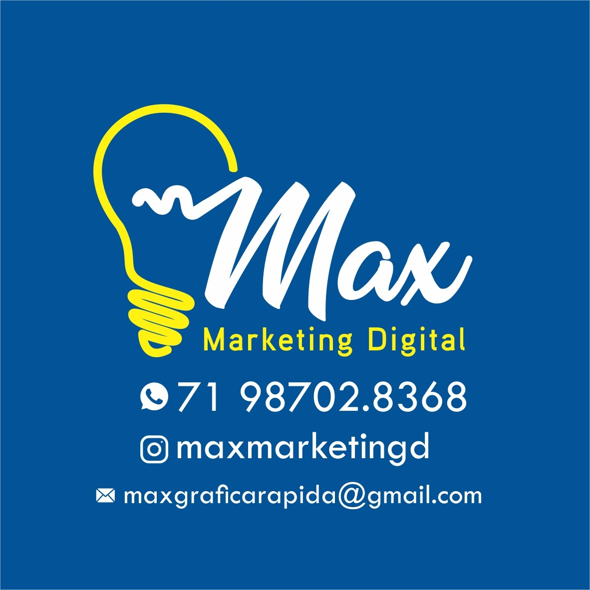 Max Marketing Digital