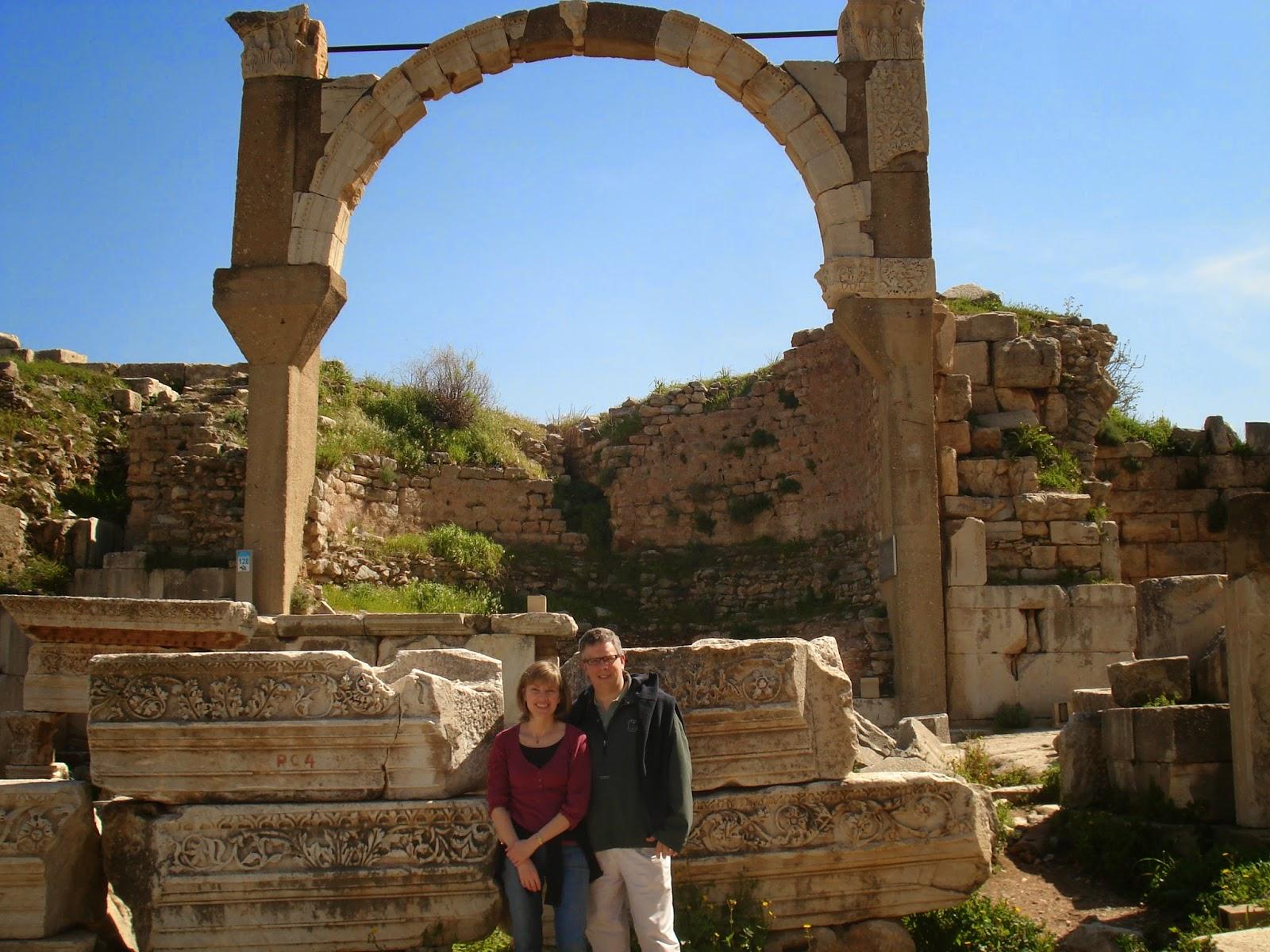 Thursdays Child: Ephesus, Turkey  Of Muses and Meringues