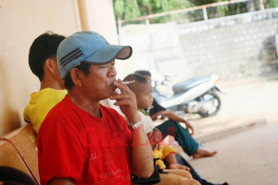 TP. Pleiku: Khói thuốc lá vẫn bay