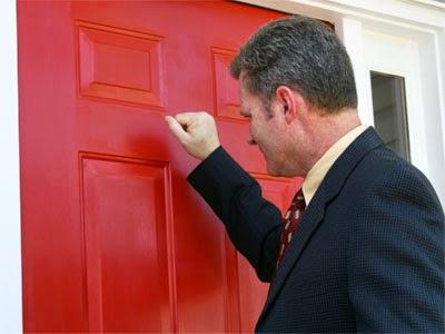 Comerciales y vendedores for Correo puerta a puerta