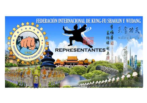 FEDERACION INTERNACIONAL DE SHAOLIN Y WUDANG KUNG FU