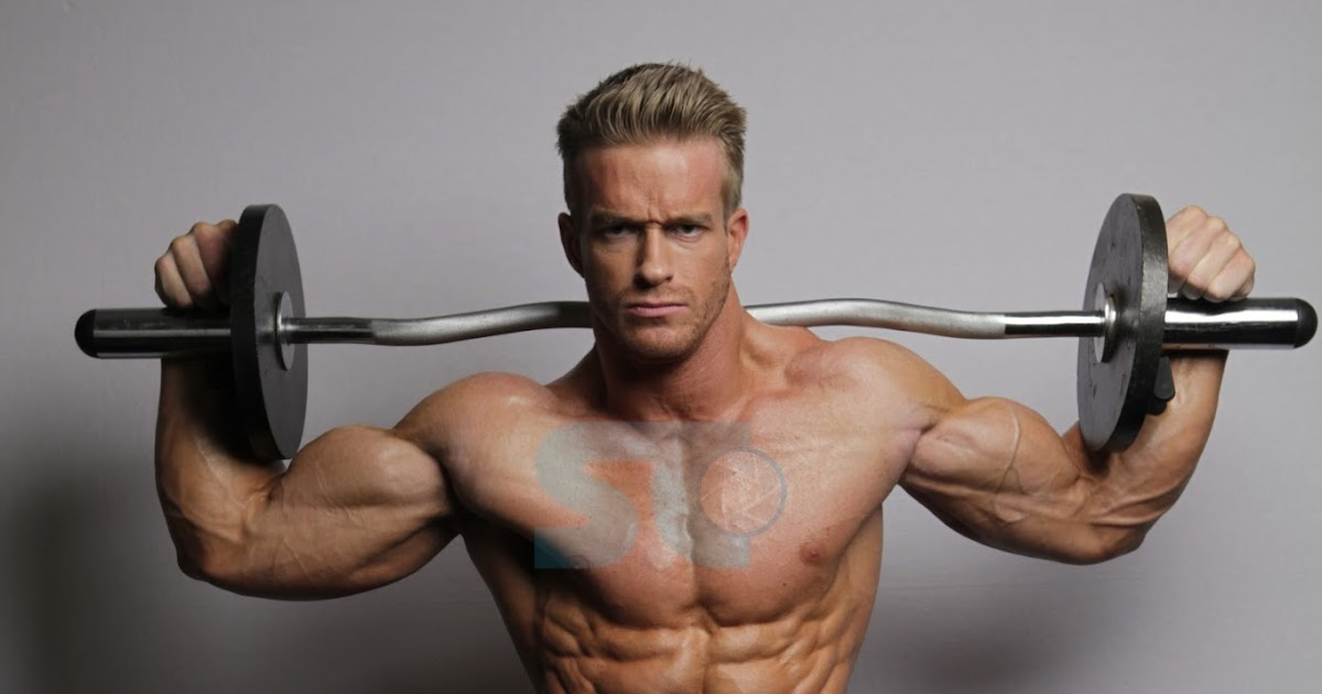 How To Build Muscle Mass With a Gym Workout.