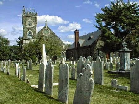 St. Michael's Lutheran Church in Germantown, Pennsylvania  http://jollettetc.blogspot.com