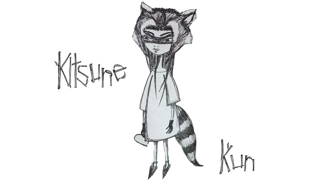 Kitsune-kun