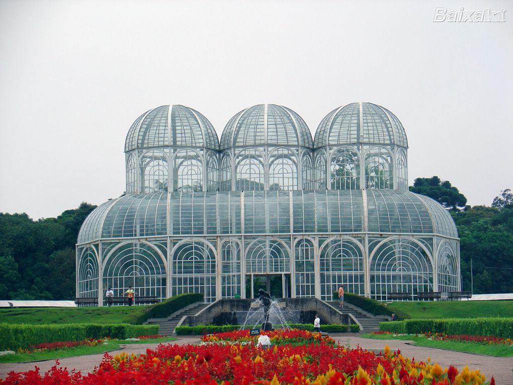Curitiba Brazil~ Plantas Do Jardim Botanico