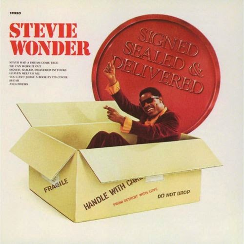 """""""We Can Work It Out"""" Stevie Wonder."""