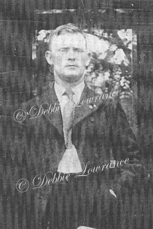 John Patrick Mills - My Family History Journey - Debbie Lowrance