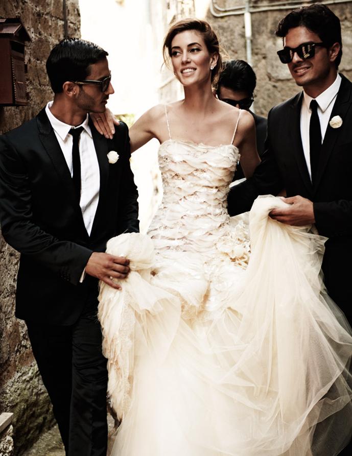 Elle Bride Italia 2010 (photography: David Burton)