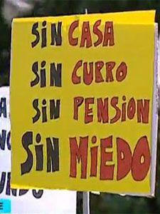 Concentraci n en directo madrid y barcelona pase de prensa for Puerta del sol en directo ahora