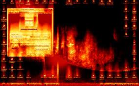Fire Screensaver    අමුතු අමුතු screen savers set එකක්...