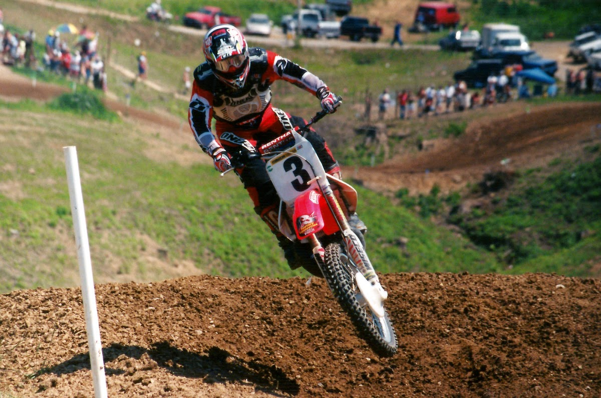 Mike Larocco - High Point 1999