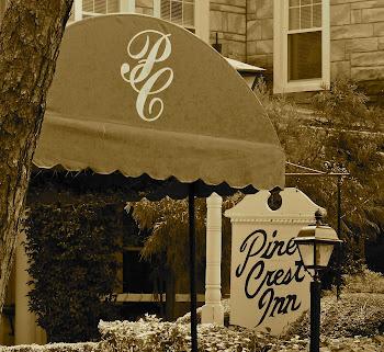 historic pine crest inn..circa 1913