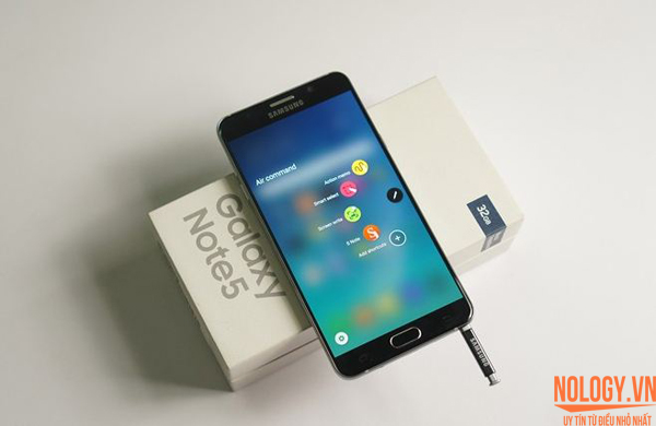 Những hình ảnh mới nhất của Samsung Galaxy Note 5 tại Việt Nam
