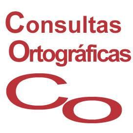 Consultas Ortográficas