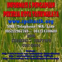 Informasi Pekerja Kota Tasikmalaya
