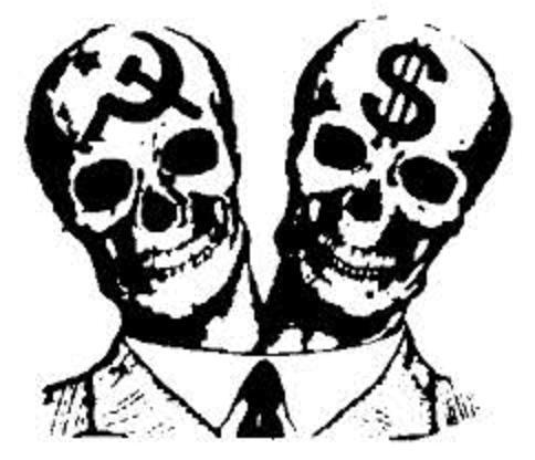 """https://www.facebook.com/pages/Anarquistas/378066755607147 MARXISMO = CAPITALISMO  Un fantasma recorre Europa, pero no es el fantasma de la revolución obrera que menciona Marx en el manifiesto comunista, sino el fantasma del fascismo, de derecha o de izquierda. O revolución o fascismo, dijo Durruti. Y fue fascismo, primero soviético, despues franquista, después social-demócrata cuando el PSOE renunció al marxismo, y actualmente neoliberal bajo el yugo de la troika.   La dictadura del capital es tan nausebunda, que incluso está resurgiendo el marxismo entre los escombros ideológicos del muro de Berlín. Acaba de llegar a las librerías de España una edición de El Capital en versión manga que ha vendido en Japón 120.000 ejemplares. Se trata de una adaptación libre en la que se ha inspirado el director chino de teatro He Nian para convertirlo en un musical.   El Capital Musical, suena bien pero huele mal, pues sus nuevos teóricos son gente como un profesor en la Universidad de Texas, ex-asesor de Papandreu que declaró: """"La única forma en que he podido hacerme inteligible el mundo es a través de los ojos metodológicos de Marx. Hecho que basta para hacer de mí un teórico marxista"""".     En una línea similar estaría un filósofo italiano que llega al marxismo desde el cristianismo y Heidegger.. El Papa y Papandreu, toma catarsis. Paridas fracasadas aparte, donde sobrevive el marxismo de verdad es en los piases comunistas que, aceptando el capitalismo más salvaje, mantienen íntegros sus aparatos represivos y un control social asfixiante.   Solo en China mueren de agotamientos 600.000 trabajadores al año según un informe publicado en el diario oficial de la Liga de la Juventud Comunista de China. Li Yuan, un joven publicista chino de 24 años, se ha convertido en la última víctima del agotamiento laboral"""". Un fenómeno en auge que se cobra más de 600.000 vidas cada año y ha obligado a dar la alarma.   Li Yuan sufrió un ataque cardíaco relacionado con el estrés laboral por el exce"""