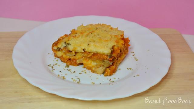 receta mousakka moussaka musaka lasagna lasaña