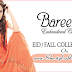 Bareeze Embroidered Classic Eid Dresses 2013-2014 | Bareeze Winter Collection 2013