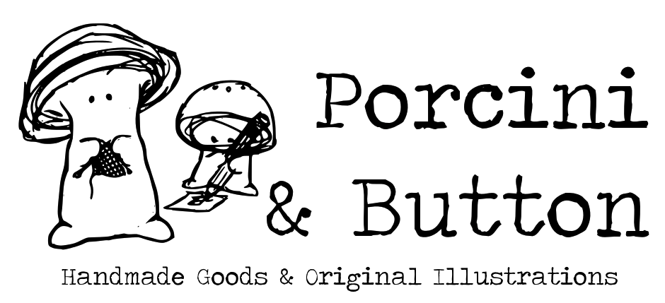 Porcini & Button