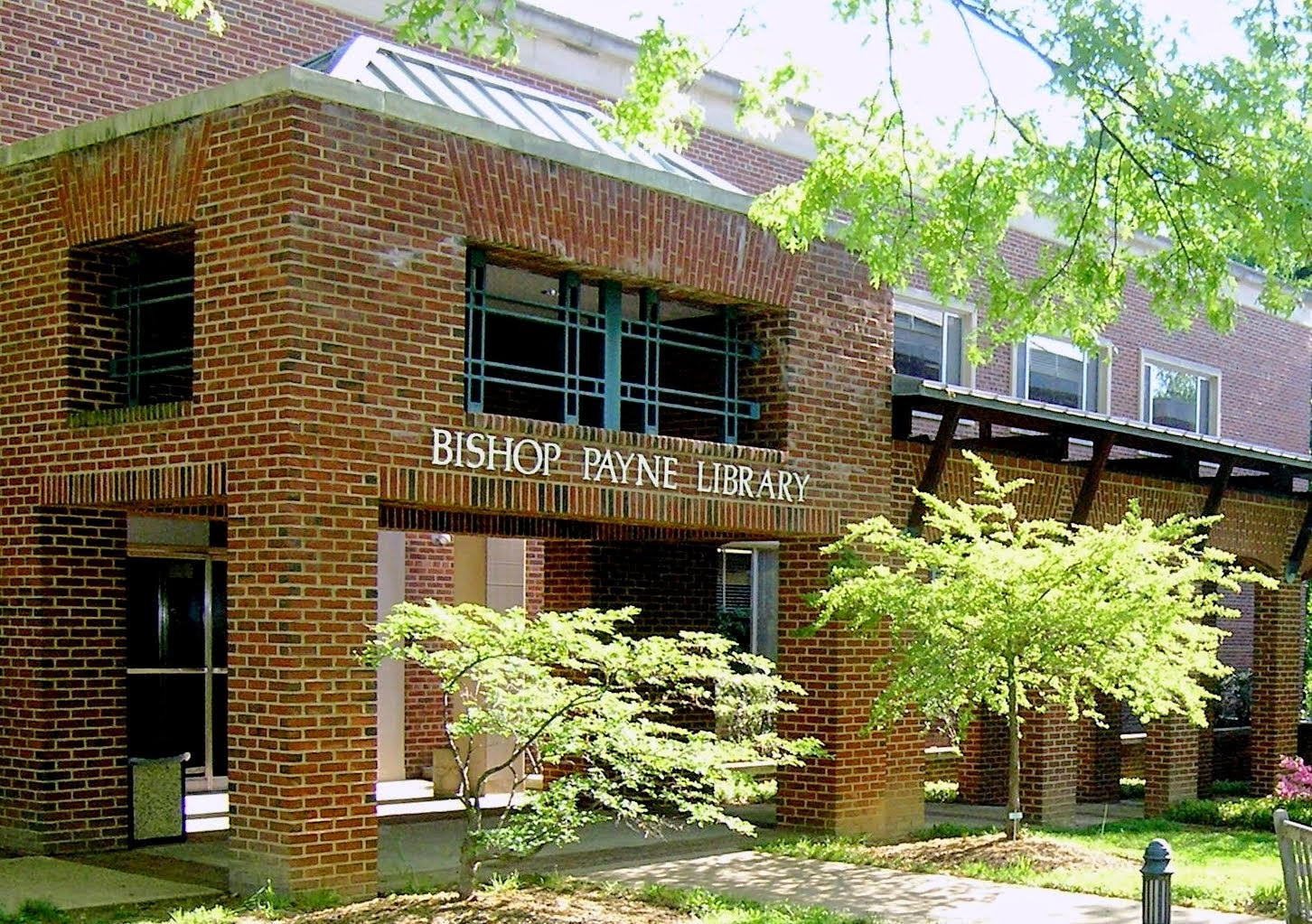 Bishop Payne Library