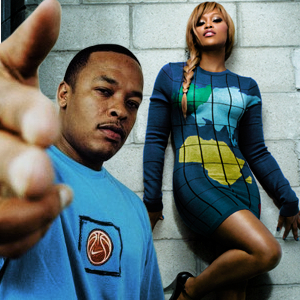 Eve Remembers Time With Dr. Dre At Aftermath Records