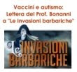 """Lettera del Prof. Bonanni alla redazione di """"Le Invasioni Barbariche"""""""