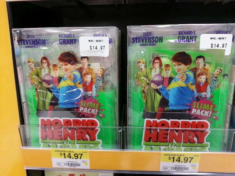 horrid henry games
