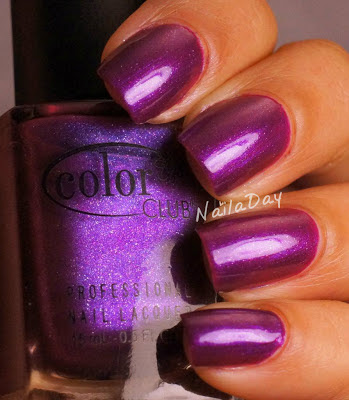 NailaDay: Color Club Rev'd Up Swatch