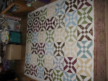 Anita&#39;s Arrowhead Quilt