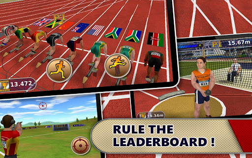 Athletics: Summer Sports apk