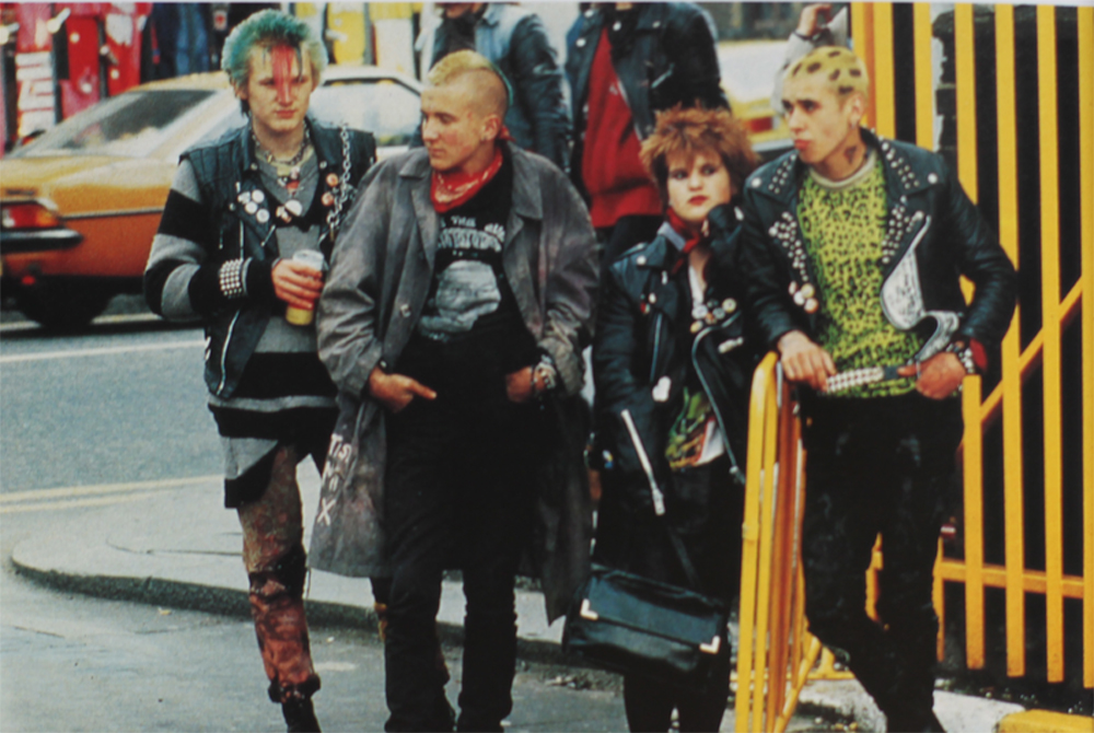 1980 s punk fashion pictures to pin on pinterest pinsdaddy