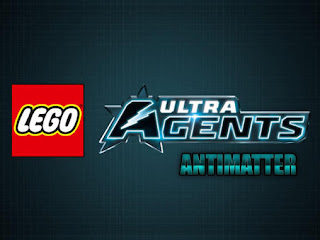 Screenshots of the LEGO: Ultra agents Antimatter for Android tablet, phone.
