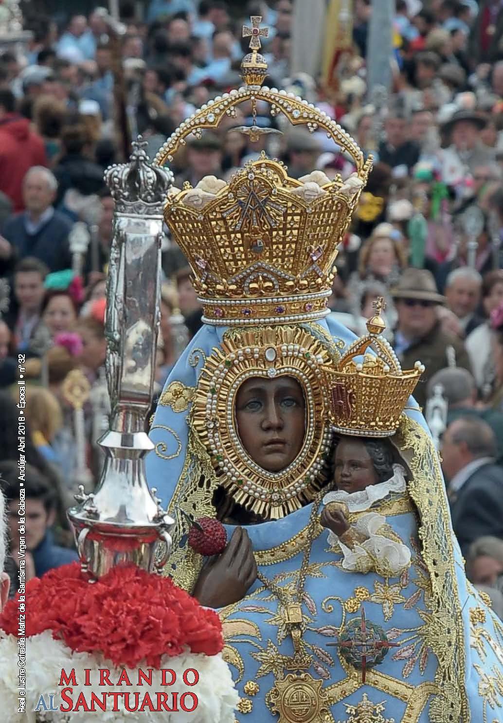 """Revista """"Mirando al Santuario"""" 2018"""