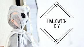 Duszki na Halloween - DIY
