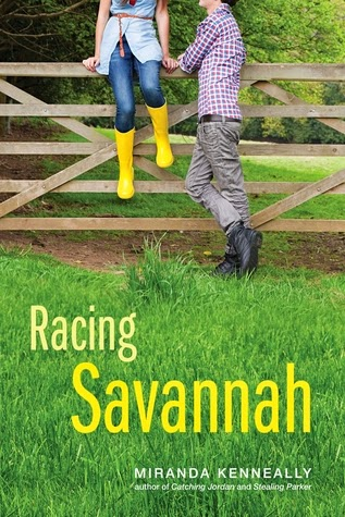 Racing Savannah - Miranda Kenneally