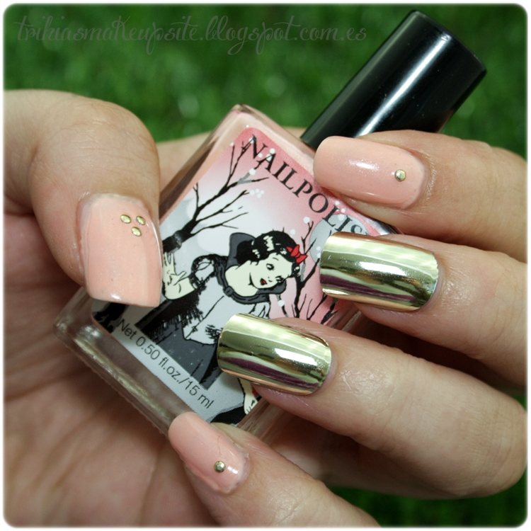 Trihias Make Up Site**: #359 ☆ MANICURA | Precious Metal ☆