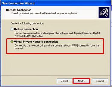 Langkah-langkah Konfigurasi VPN pada Mikrotik